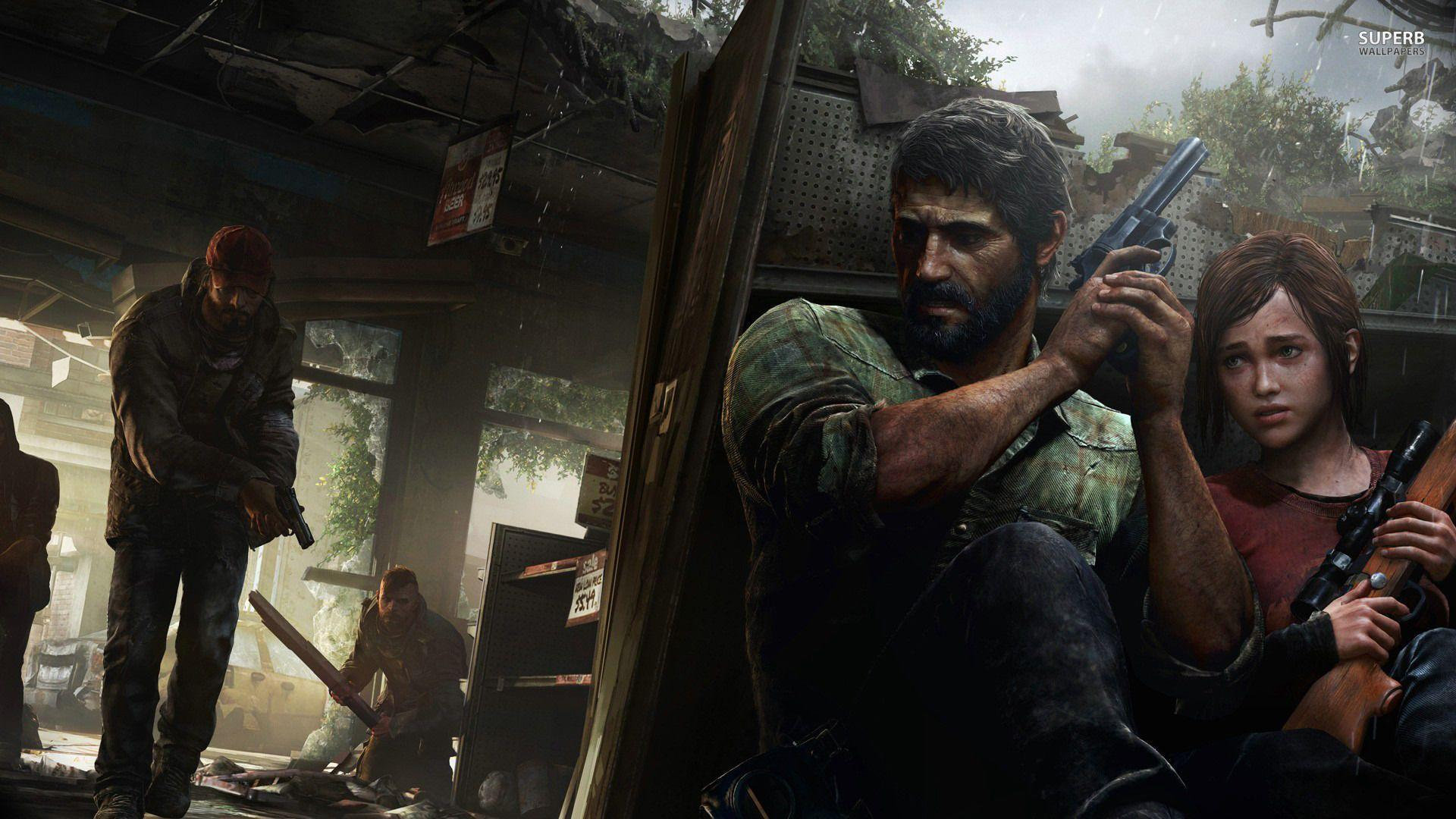 The Last Of Us Wallpapers Wallpaper Cave