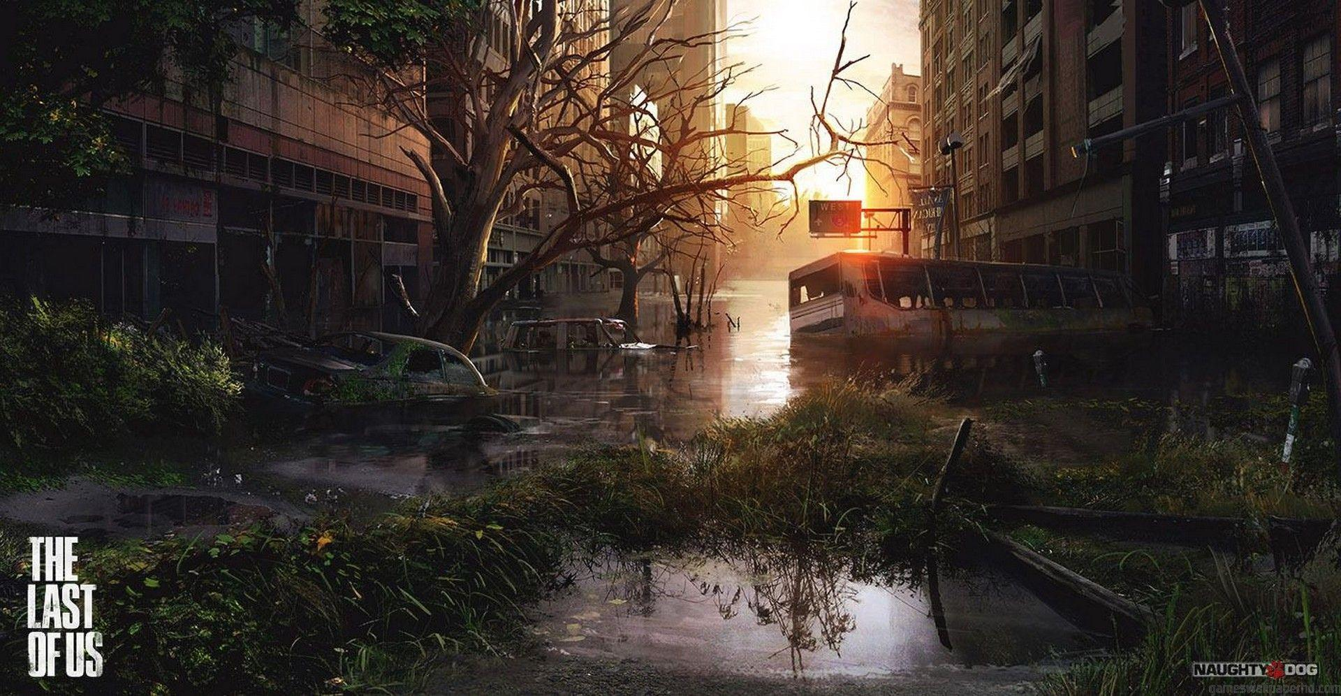 The Last Of Us HD Wallpapers and Backgrounds