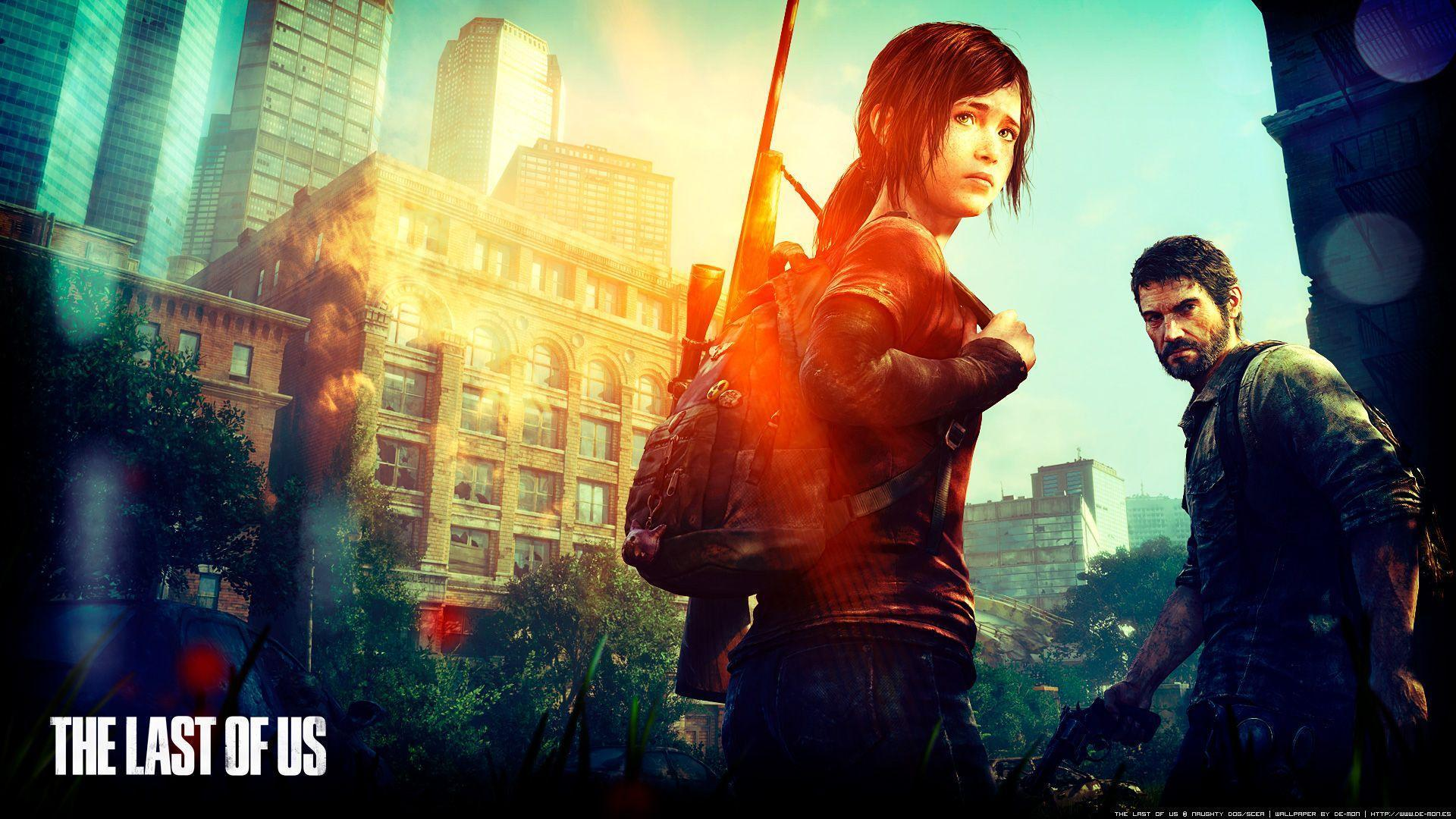 HD The Last of Us Wallpapers