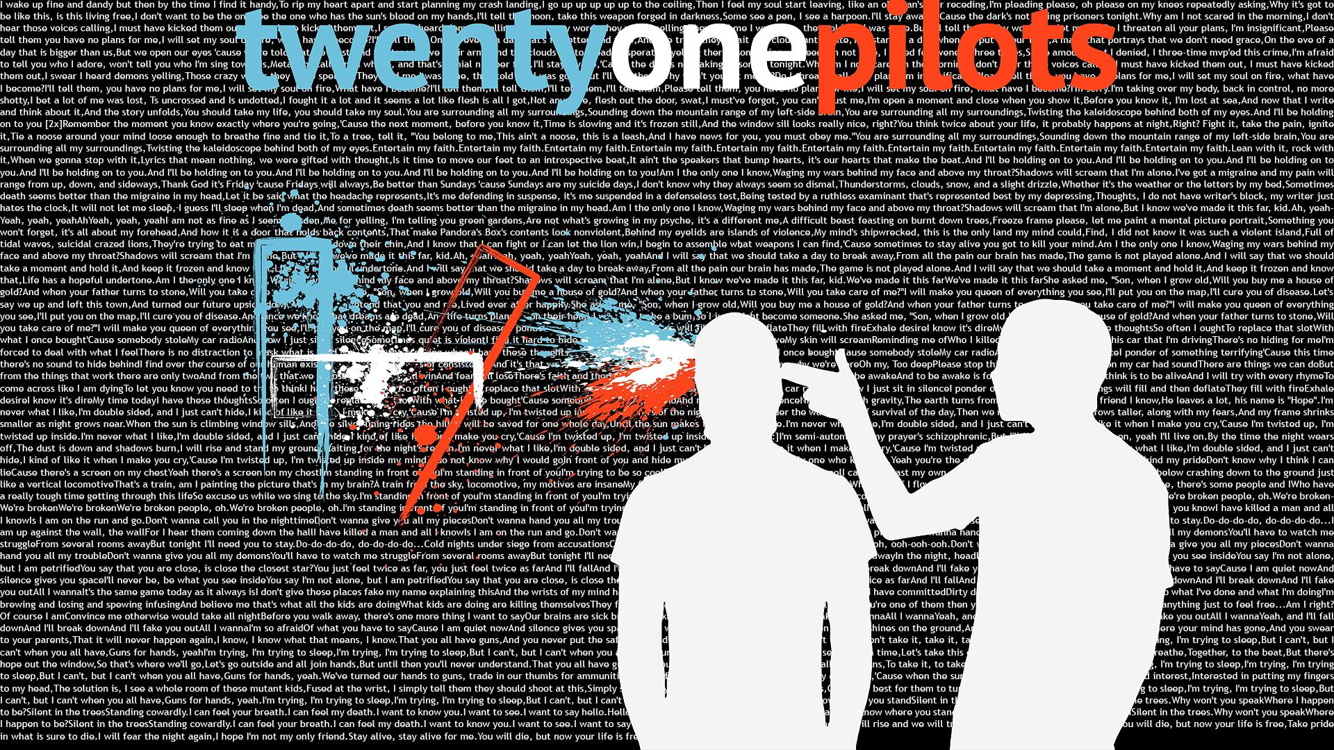 Twenty One Pilots Wallpapers Wallpaper Cave