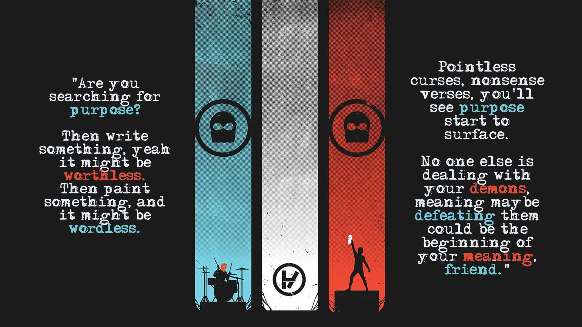 Twenty One Pilots Wallpapers Wallpaper Cave
