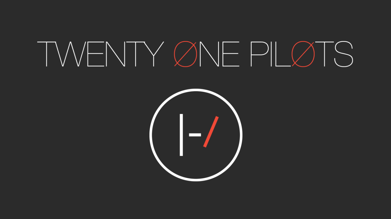 Cool Twenty One Pilots Logo Wallpaper 4938 Themes