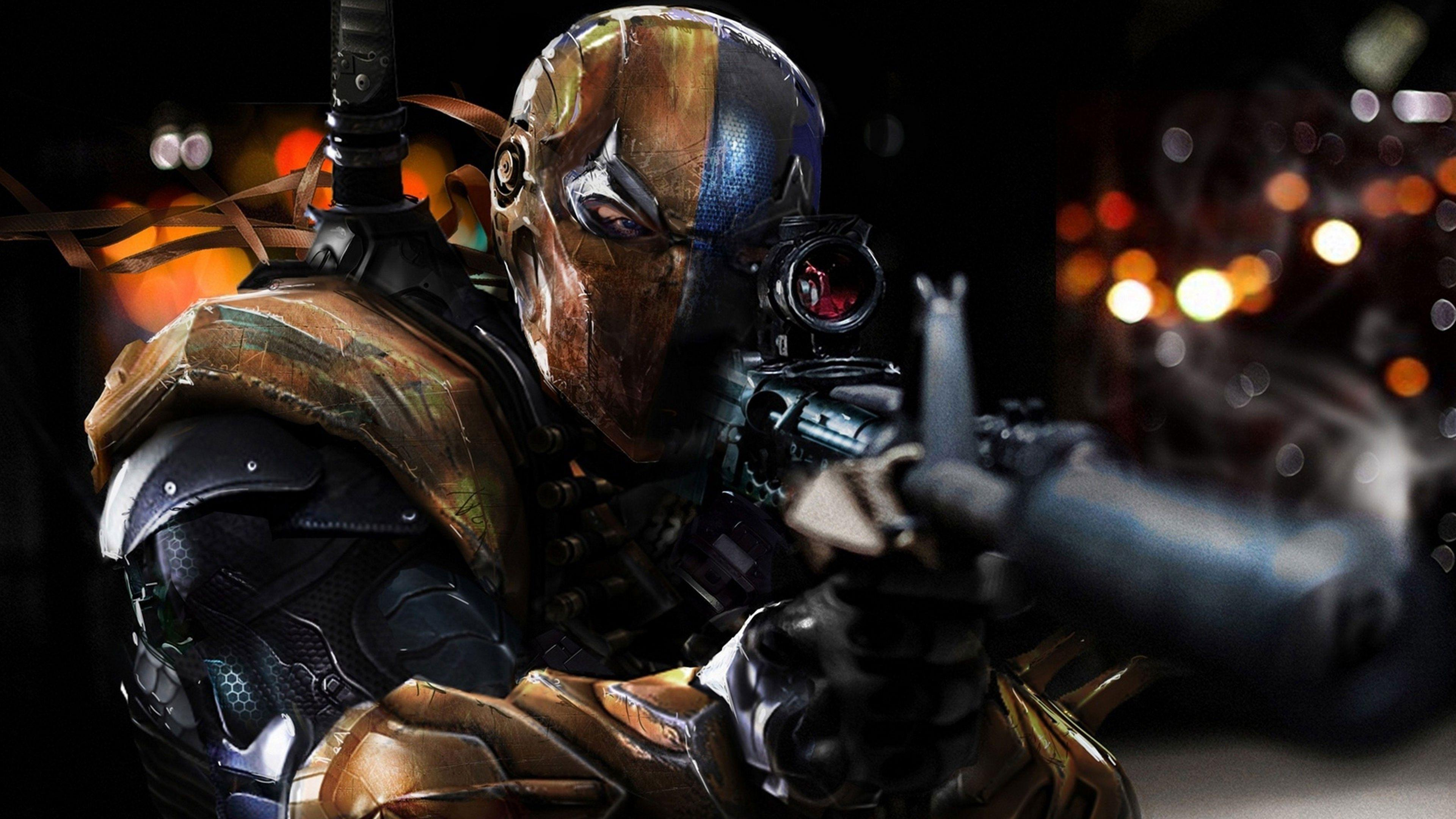 deathstroke wallpapers wallpaper cave