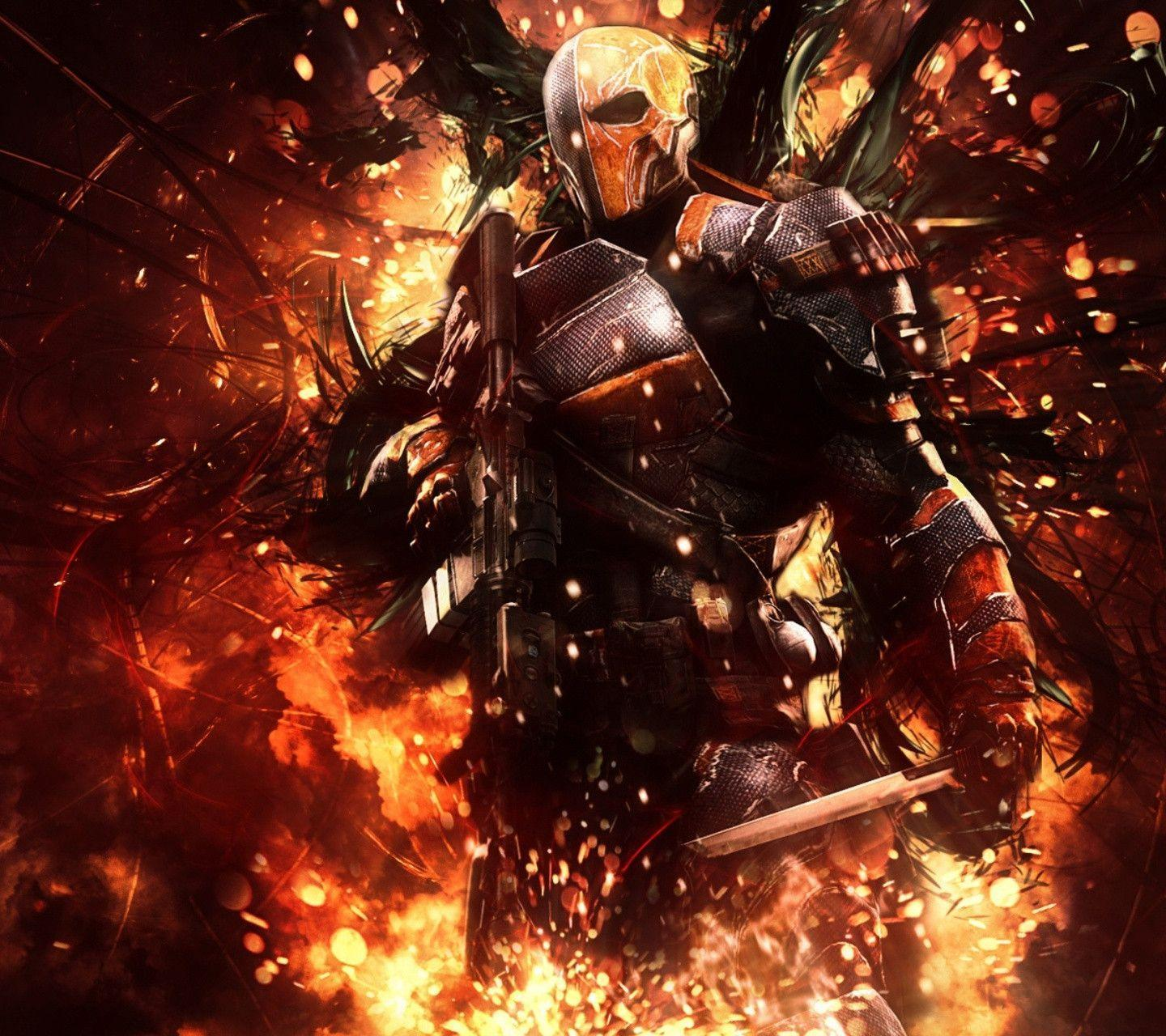 Badass Wallpapers: Deathstroke Wallpapers