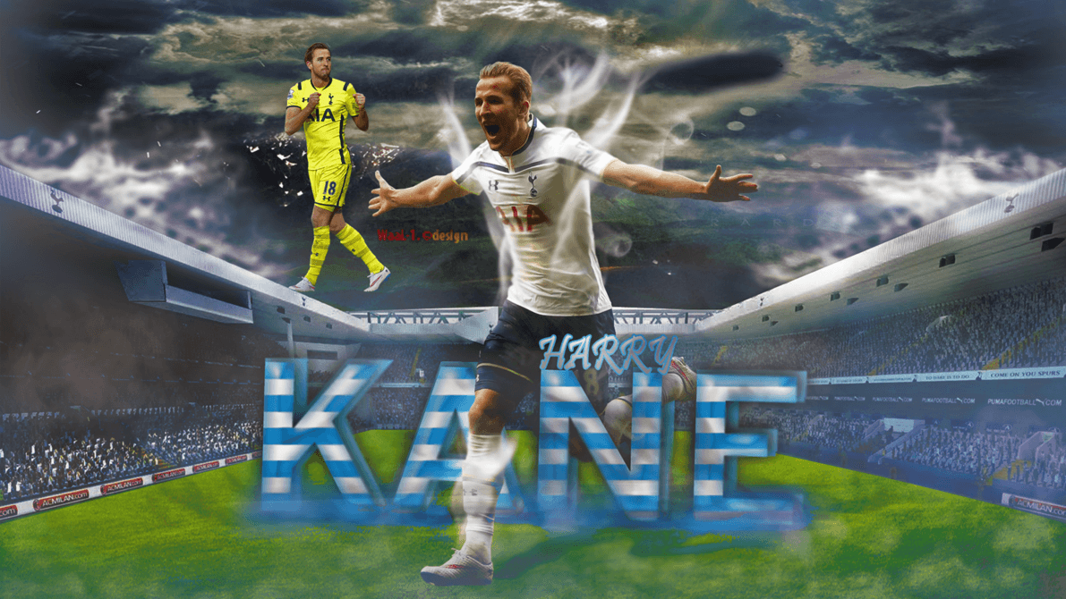 Harry Kane 2015 Wallpapers