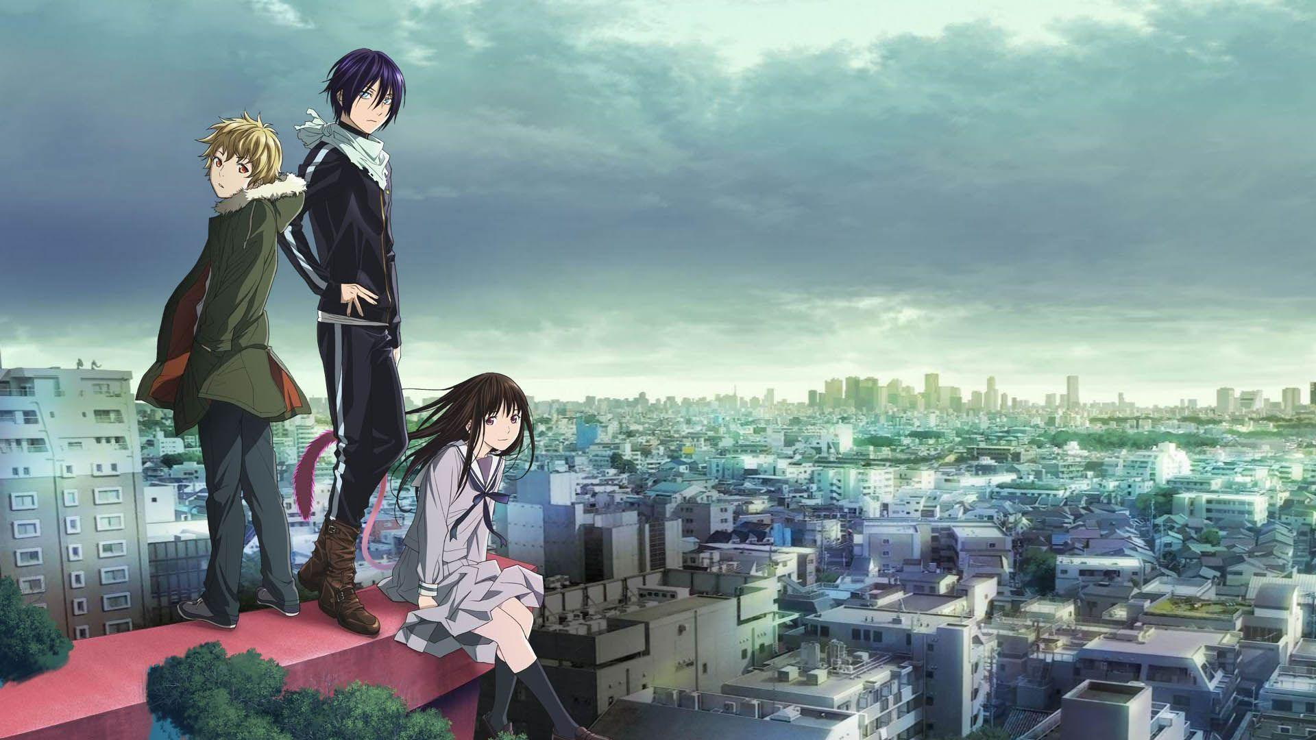 imagen noragami wallpaper by - photo #24