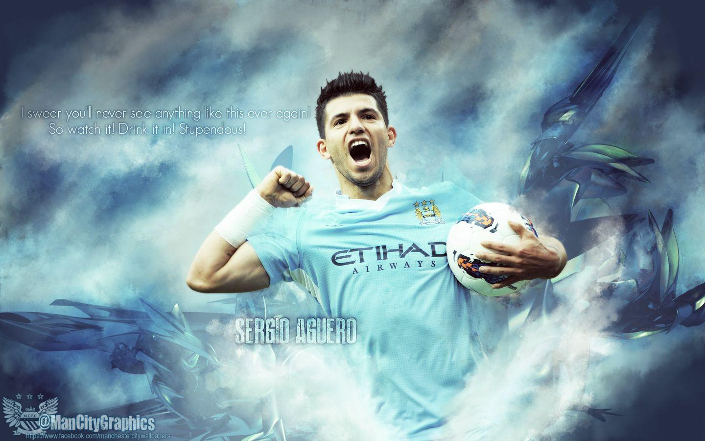 Sergio Aguero Soccer Player Wallpapers: Sergio Agüero Wallpapers