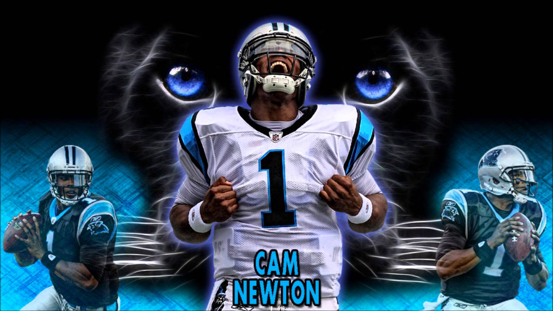 FREE NFL Cam Newton Wallpapers