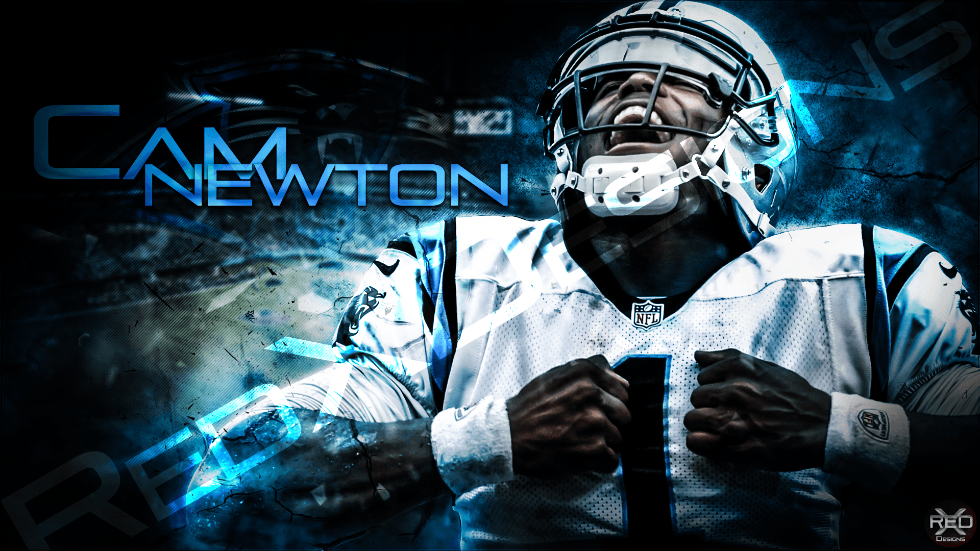 Selling Cam Newton Wallpapers and Von Miller Avi for .5 each