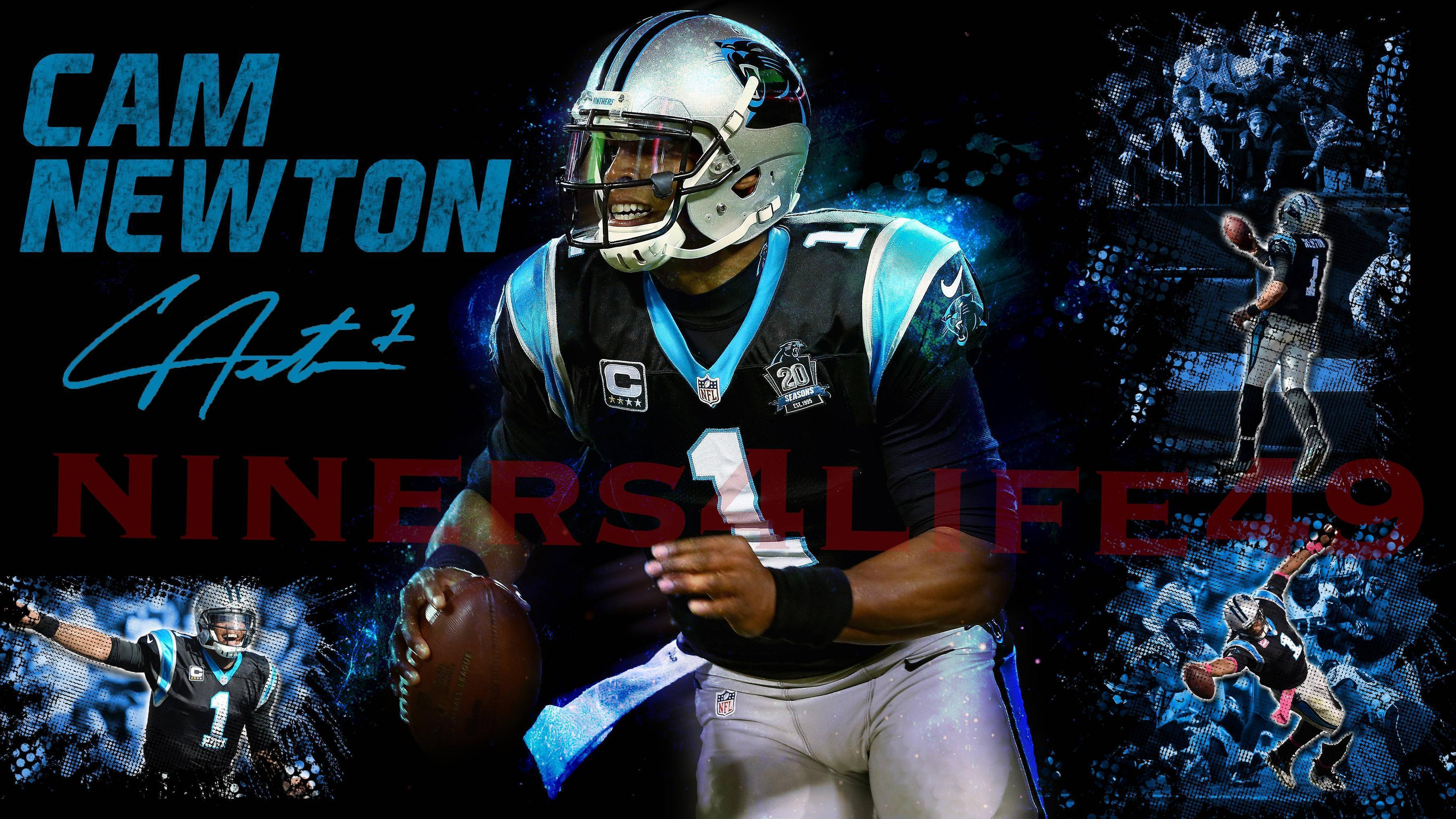Cam Newton Wallpapers Auction!!! ***Suggestions/Bids***