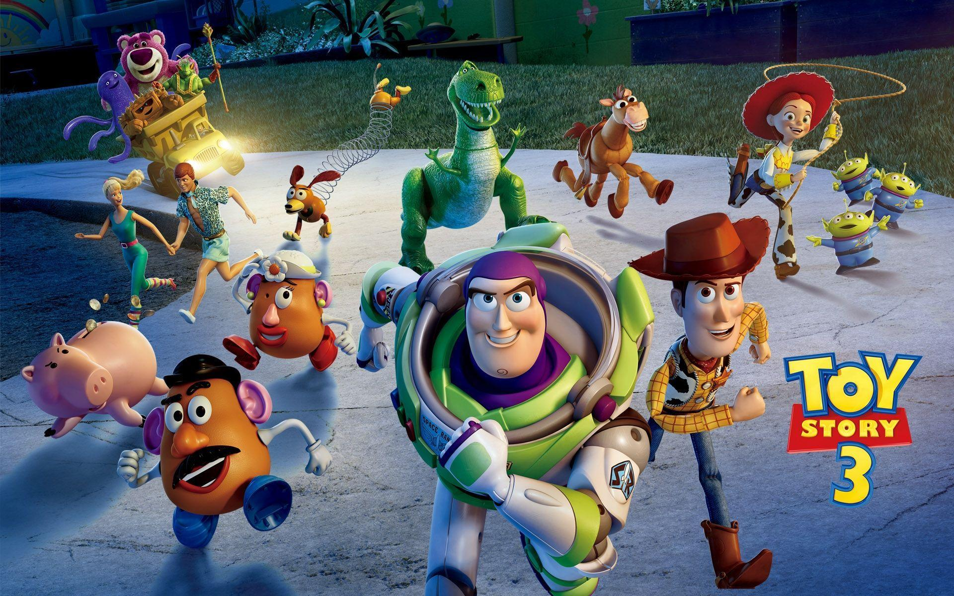 22 HD Quality Toy Story Images Wallpapers Base