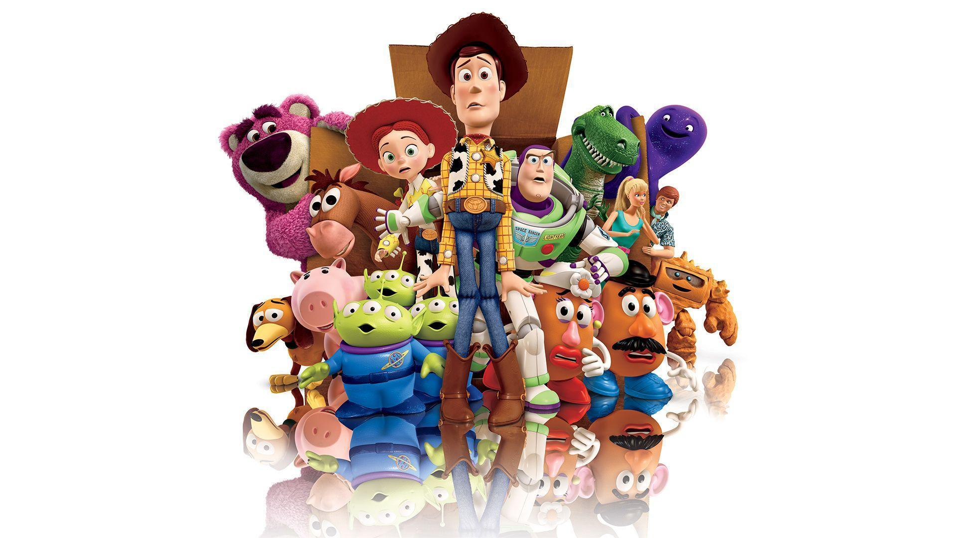 Toy Story Wallpapers - Wallpaper Cave