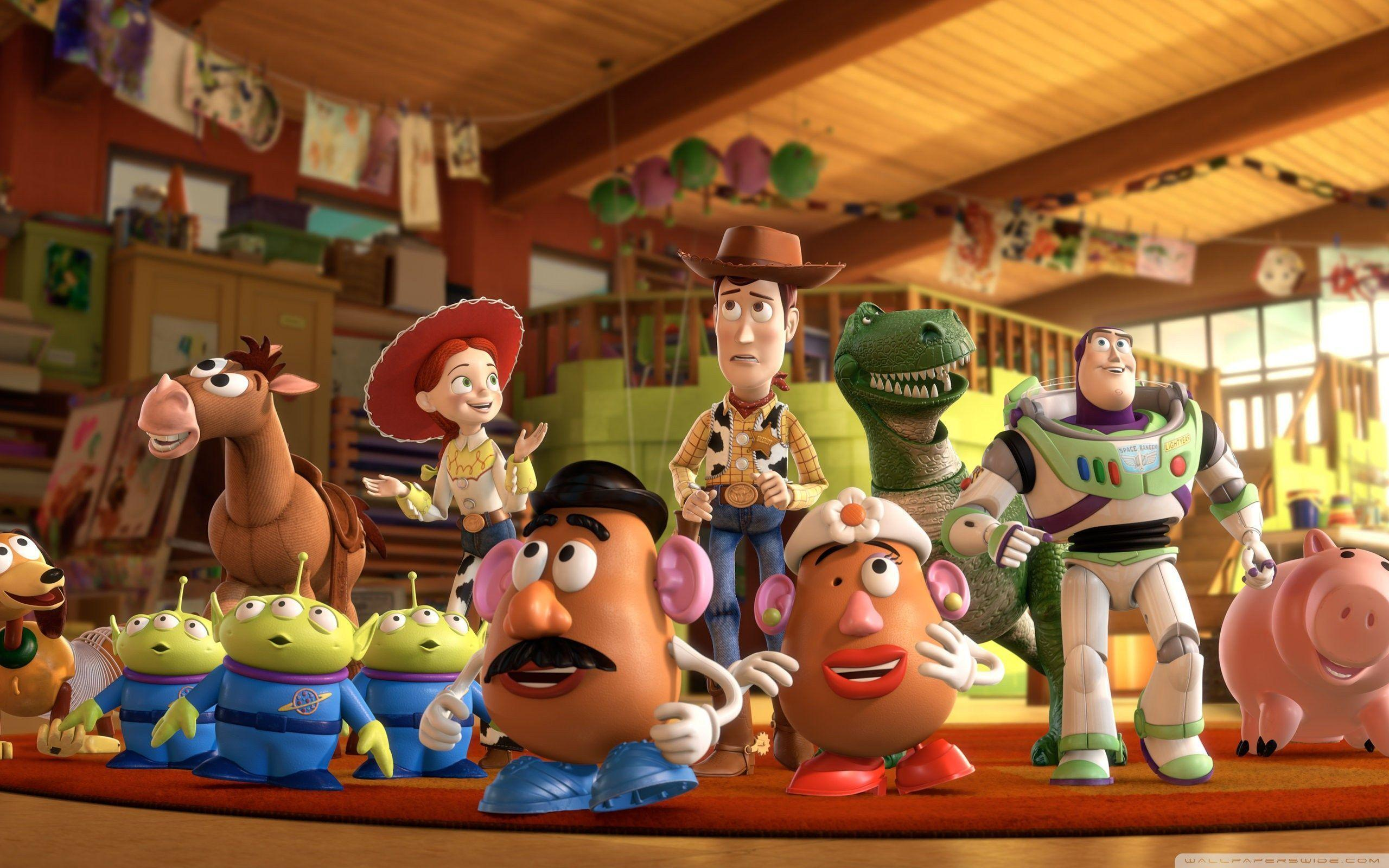 Toy Story 3 Wallpapers Wallpaper Cave