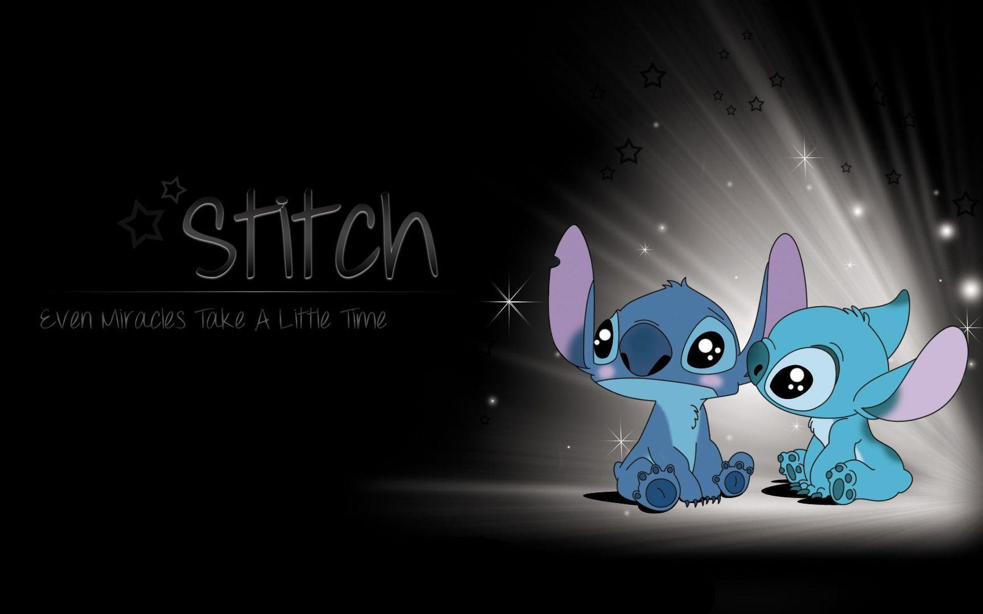 Stitch Wallpapers - Wallpaper Cave