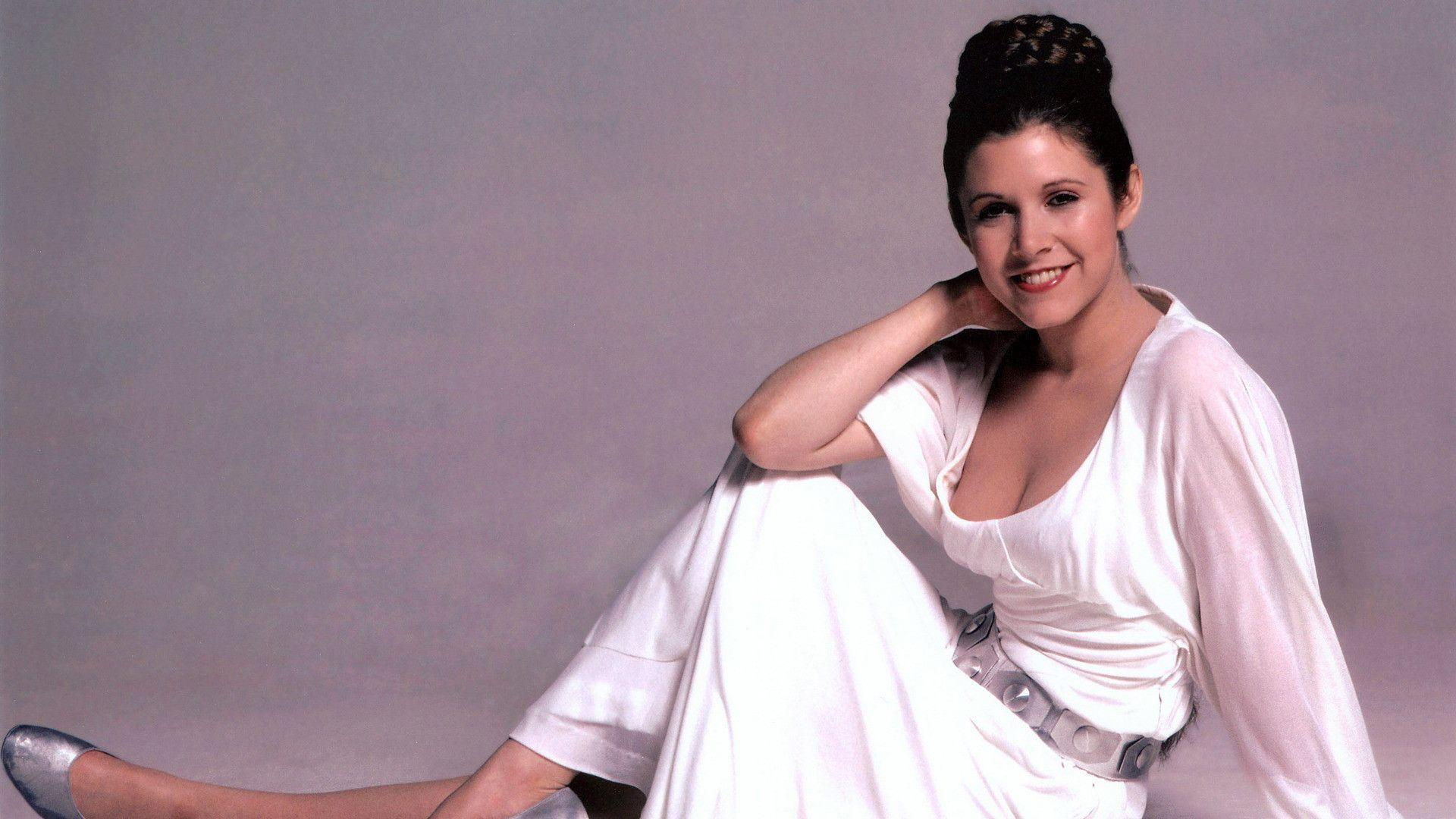 Carrie Fisher Wallpapers Download Free HD