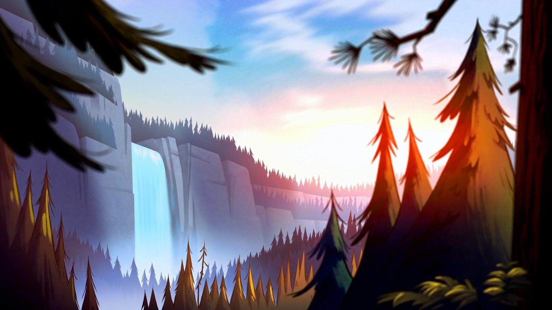 Gravity Falls Wallpapers - Wallpaper Cave
