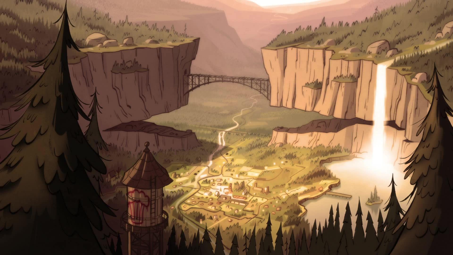 Gravity Falls Wallpapers - Wallpaper Cave