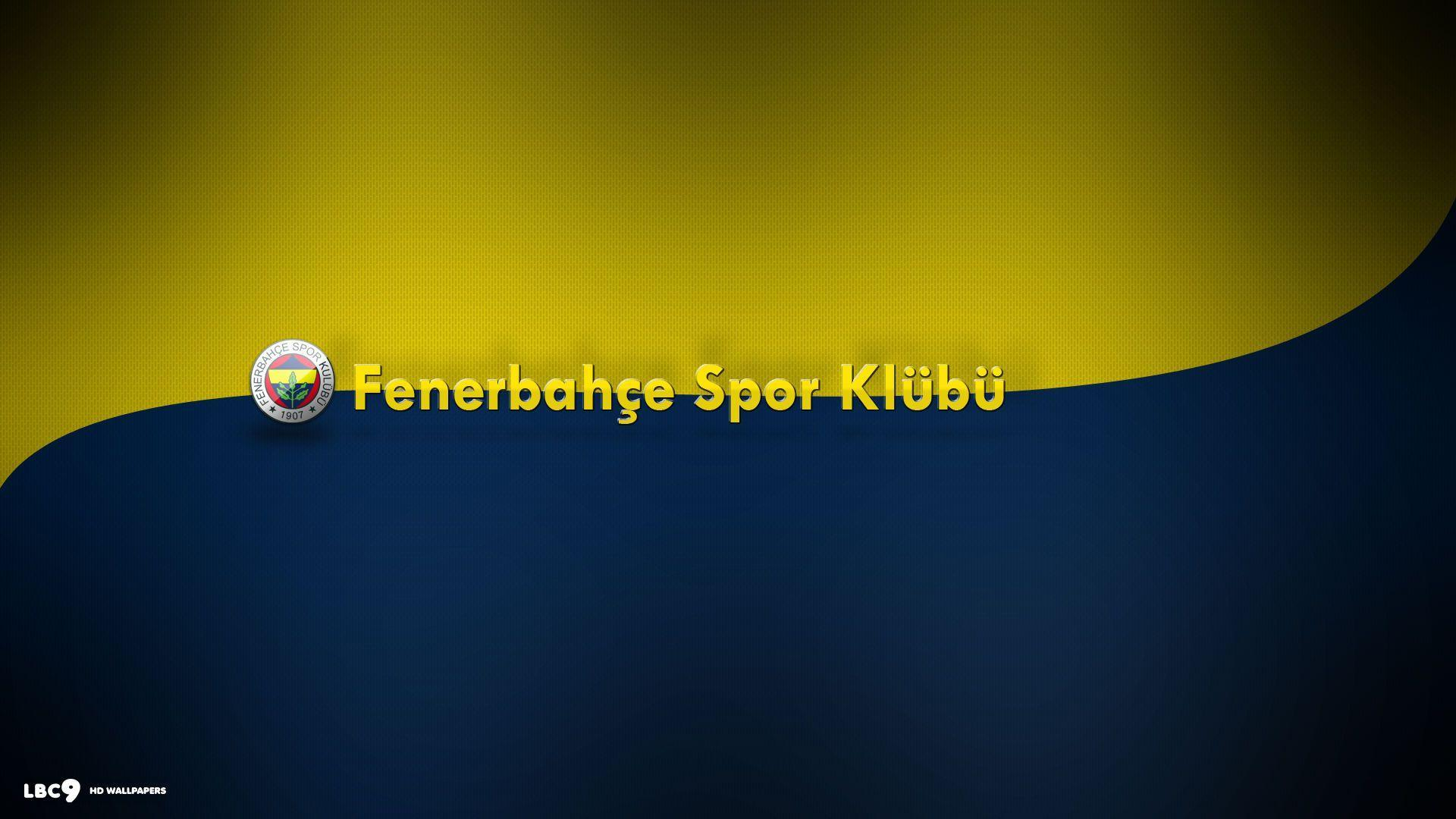 fenerbahce wallpaper 1/2 | clubs hd backgrounds