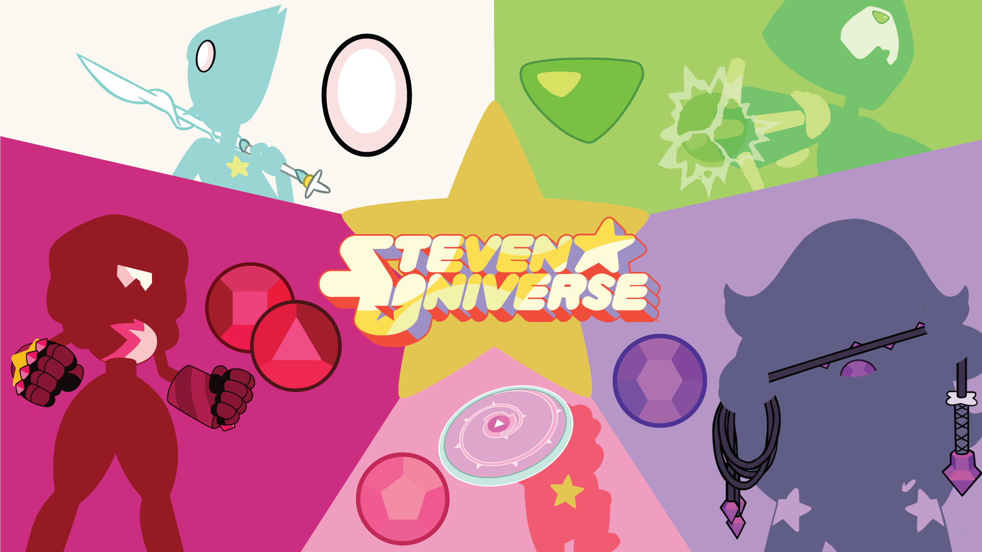 User blog:Clawgerber/Minimalist Wallpapers | Steven Universe Wiki ...
