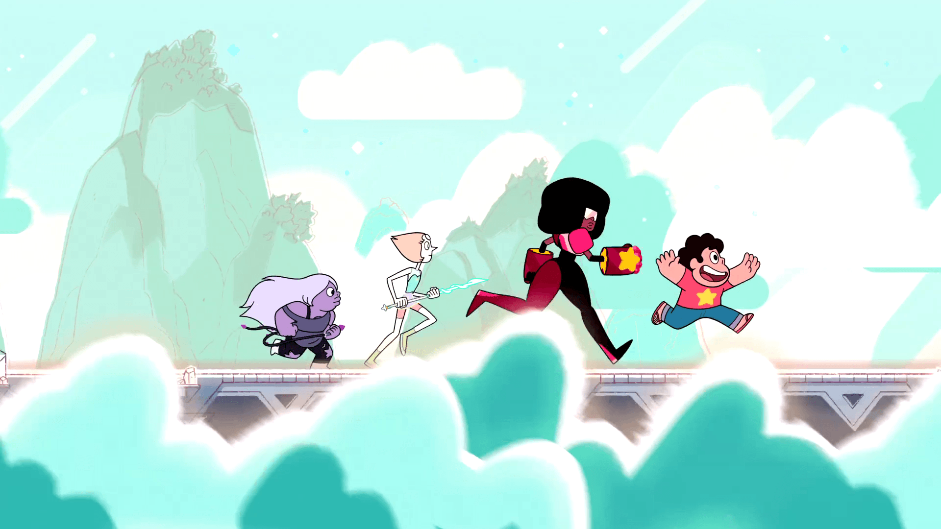 Steven universe, Universe and Wallpaper pc on Pinterest