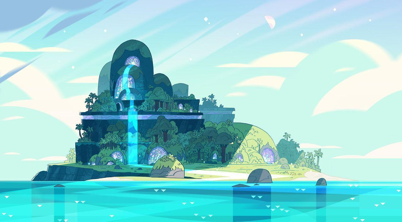 Steven universe, Universe and Backgrounds
