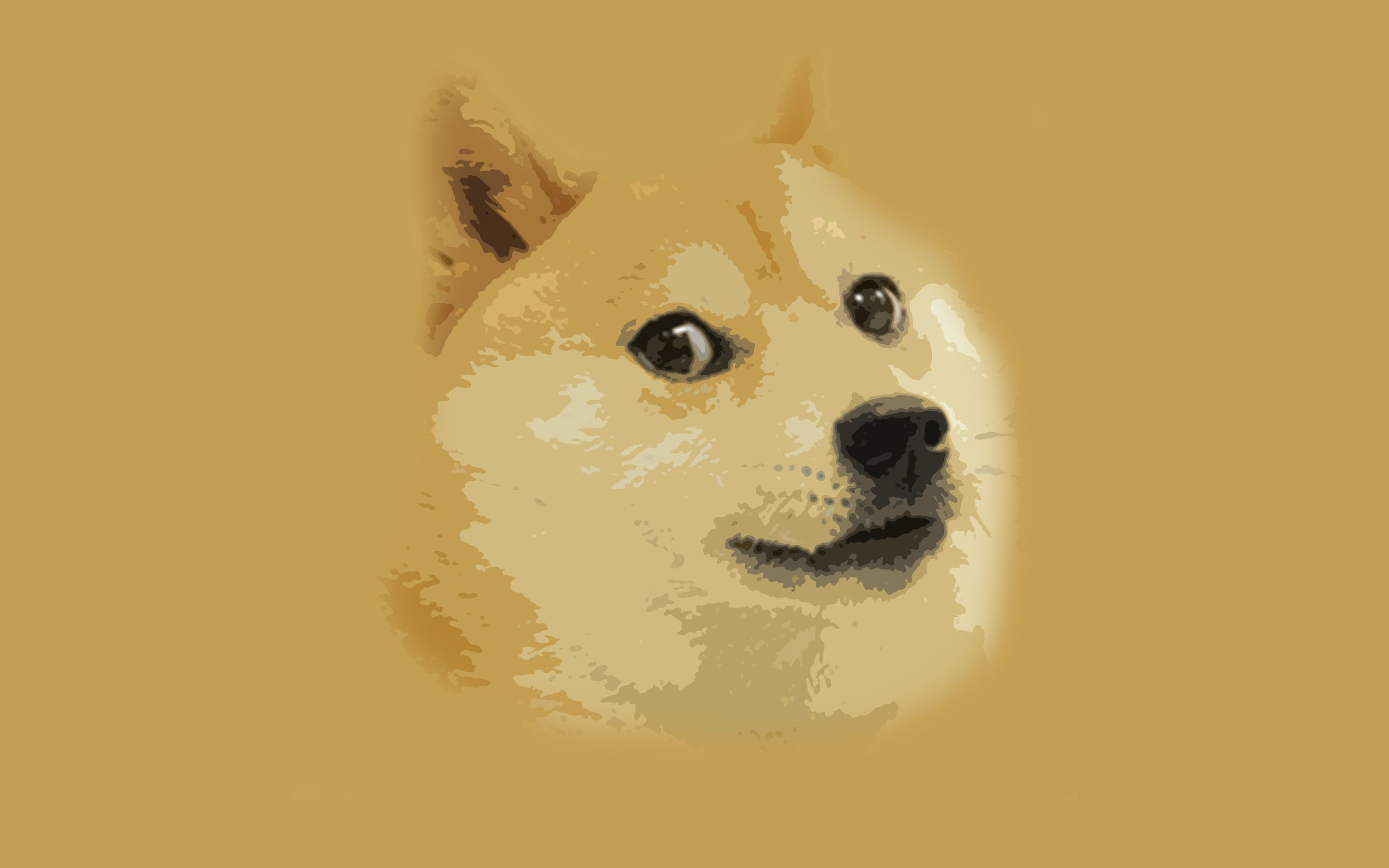 Doge Wallpaper - Doge Wallpaper (2880x1800) (47523)
