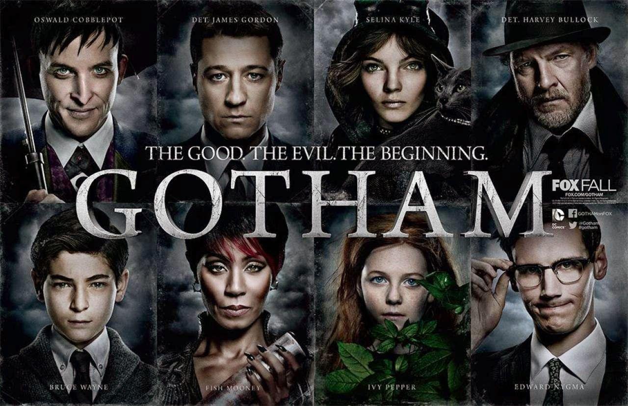 Gotham Tv Show Wallpaper | Sky HD Wallpaper
