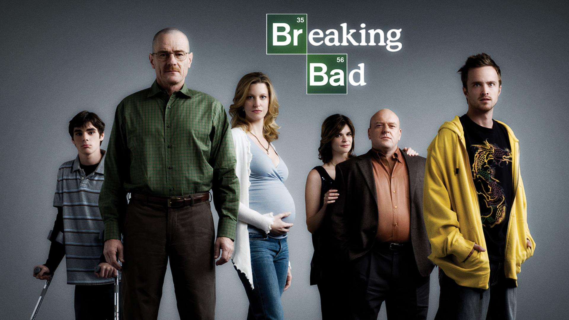 Breaking Bad: Main Cast HD Wallpaper | Download HD Wallpapers