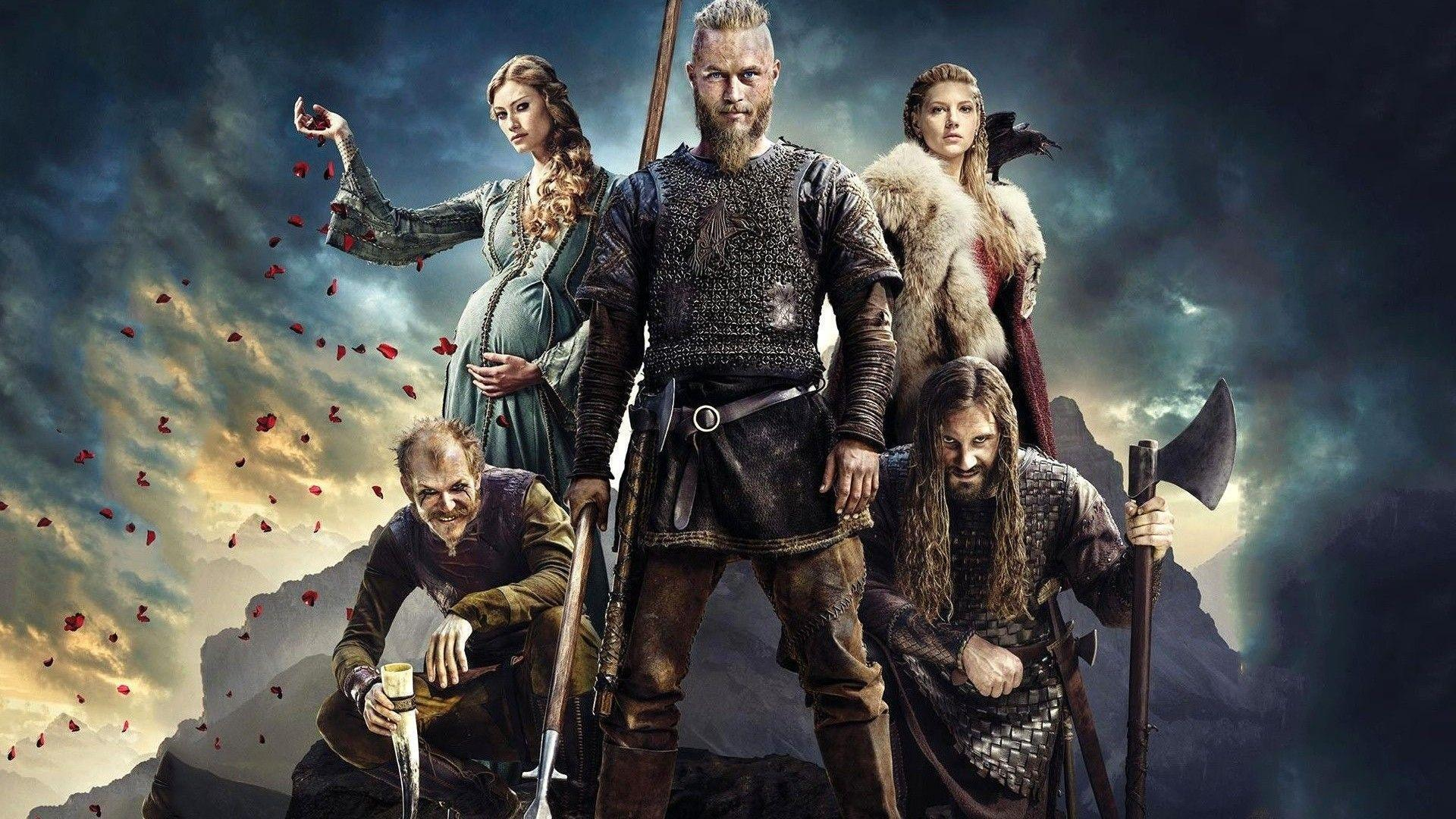 Vikings TV Show Wallpaper HD Download For PC & Laptop