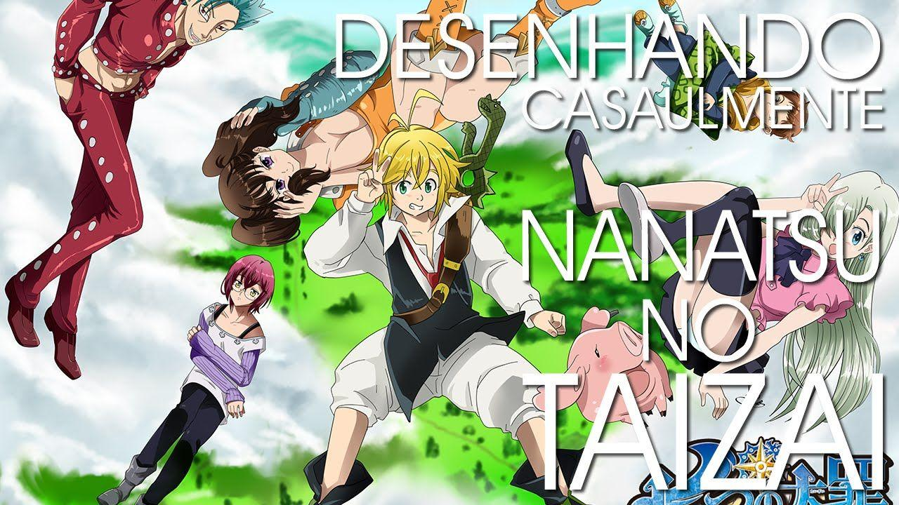 Fanart Nanatsu no Taizai WALLPAPER - YouTube