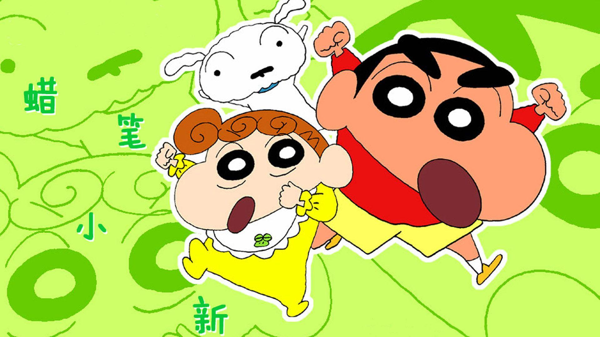 Shin Chan Latest HD Wallpaper