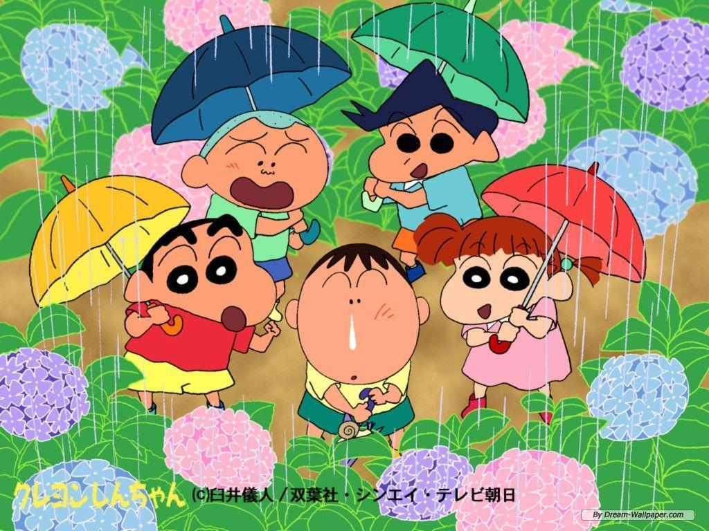wallpaper: shinchan wallpaper
