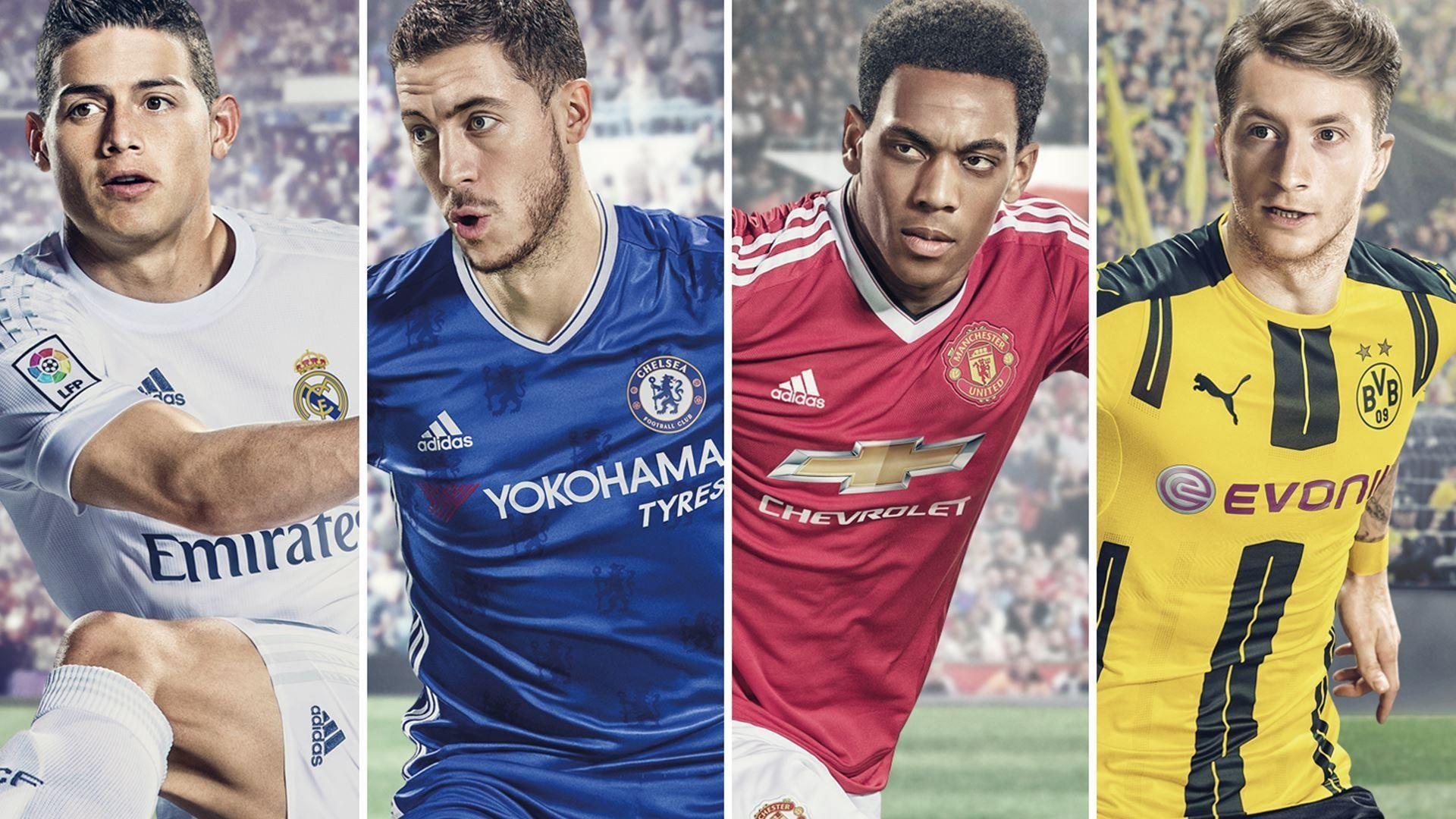 9 FIFA 17 Papéis de Parede HD | Planos de Fundo - Wallpaper Abyss