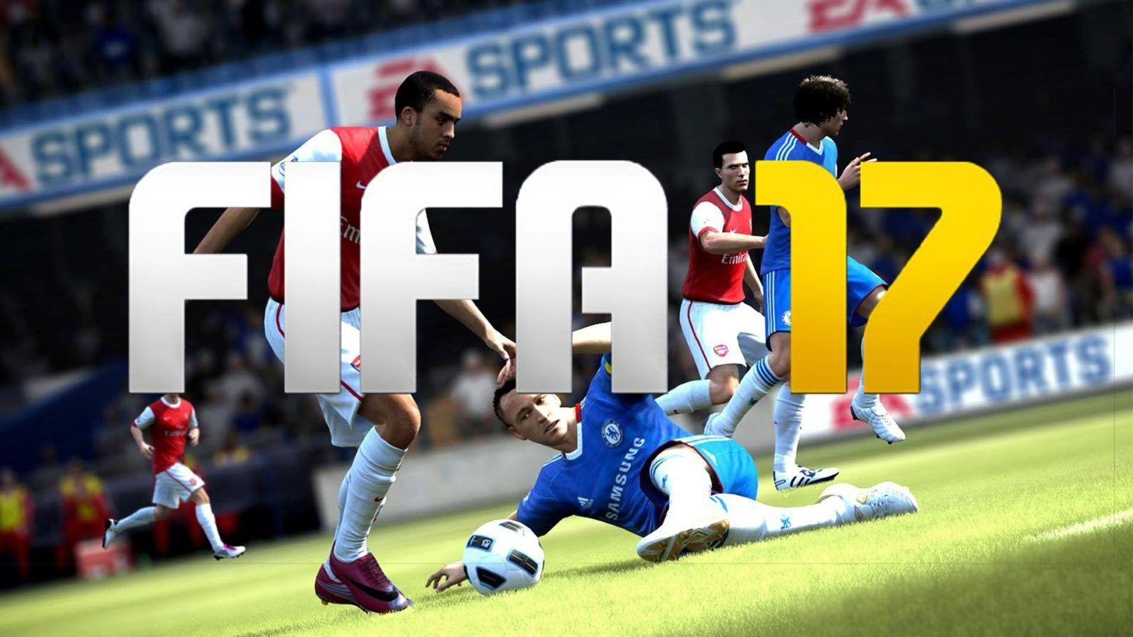 New FIFA 17 Game HD Wallpaper - Back Wallpapers