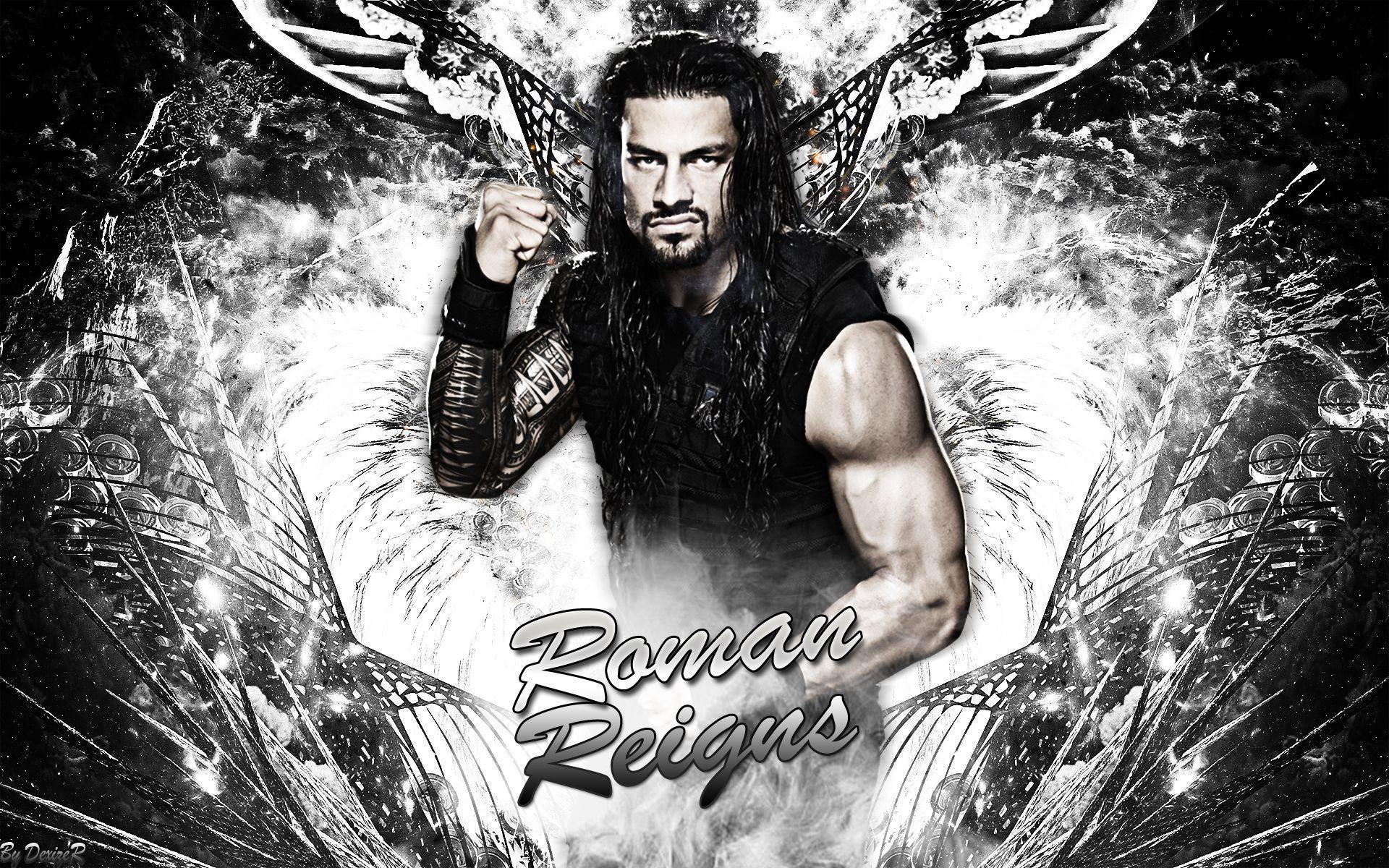 WWE Roman Reigns Wallpaper by Phenomenon-Des on DeviantArt