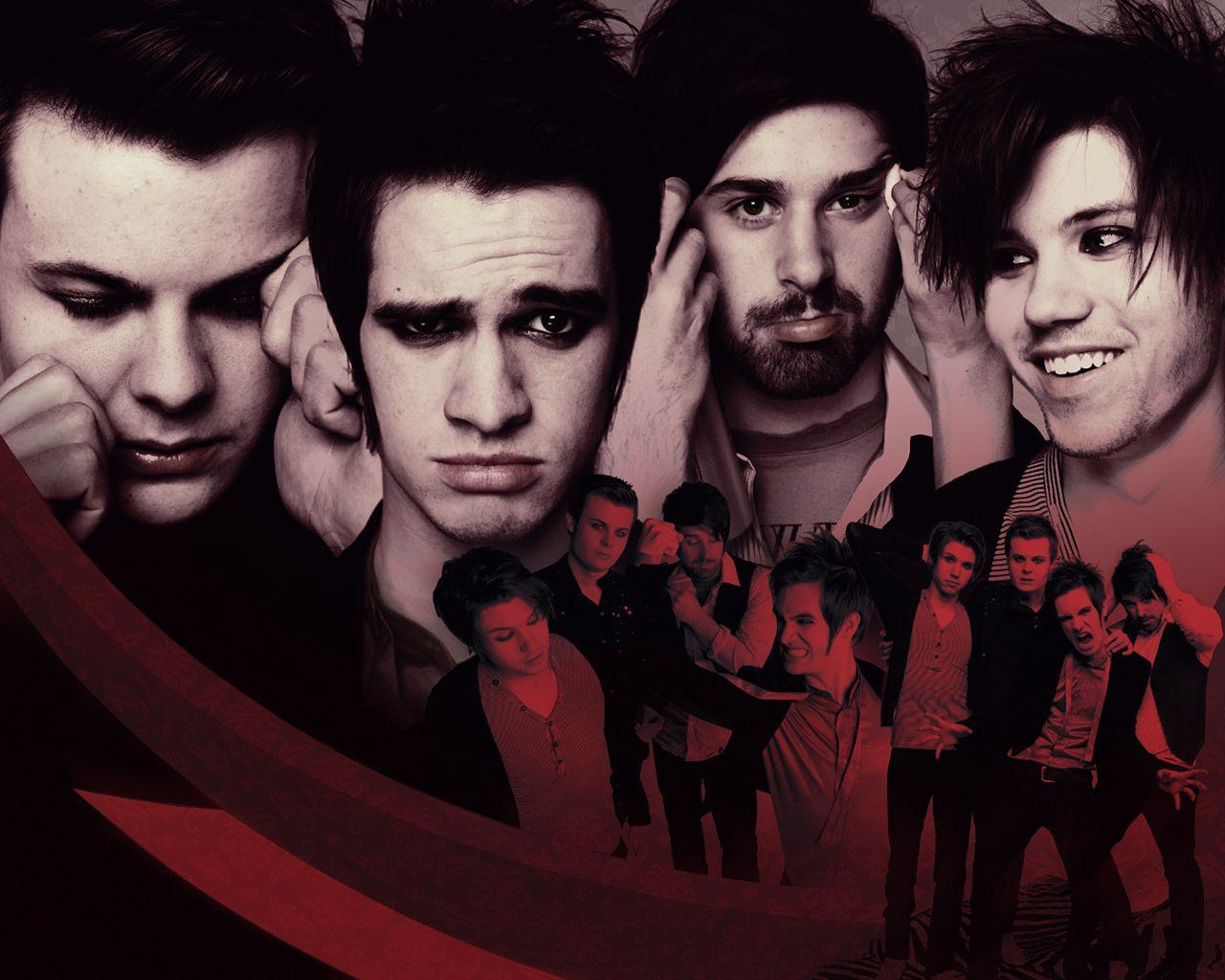 Panic at The Disco Wallpapers - WallpaperSafari