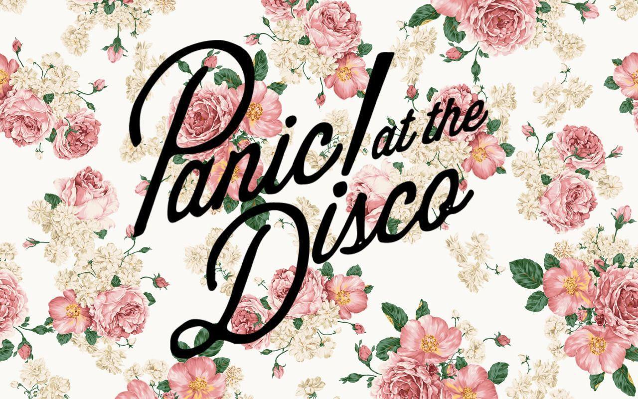 Panic At The Disco Logo 52882