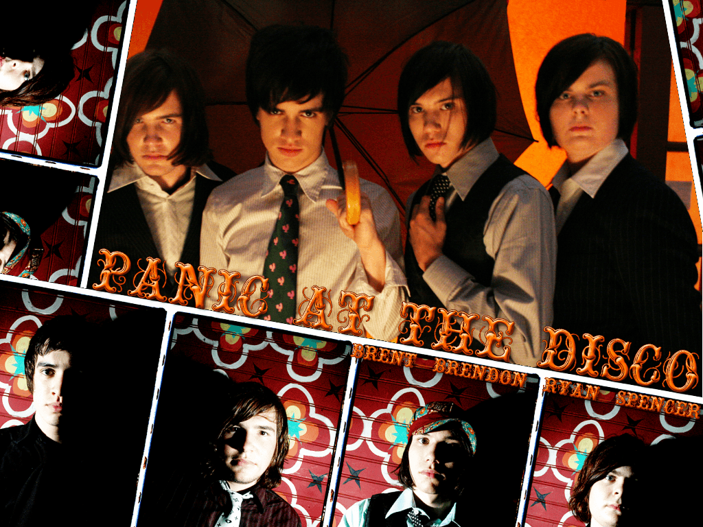 PANIC! At The Disco - Wallpapers - CreateBlog