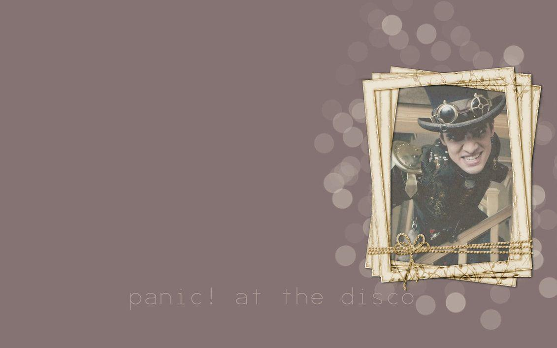 Panic At The Disco wallpaper by flatlace on DeviantArt