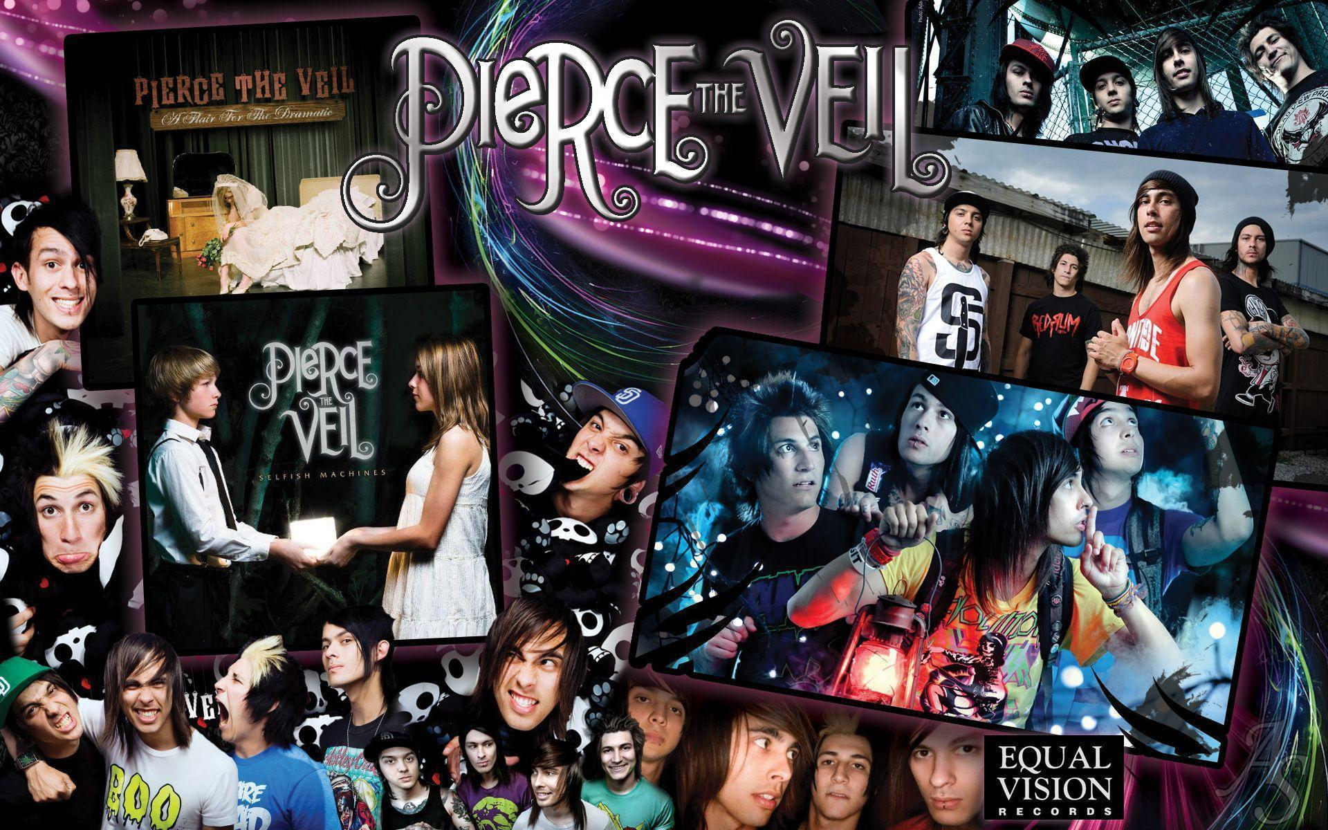 Pierce The Veil Wallpapers HD | Wallpapers, Backgrounds, Images ...
