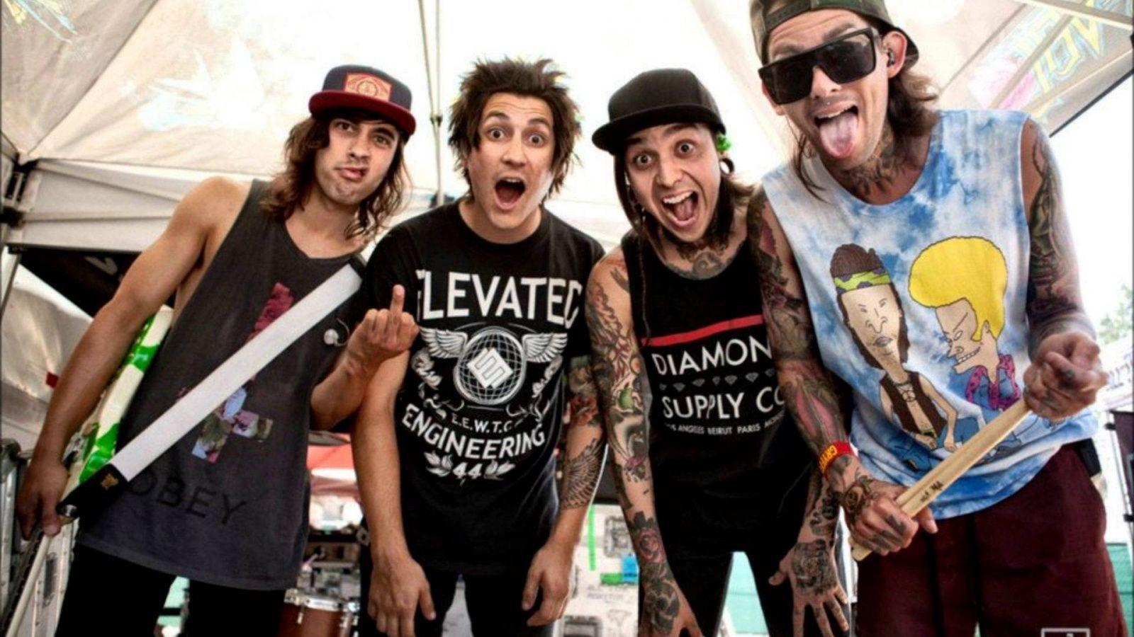 16 Pierce the Veil Desktop Wallpapers | WPPSource