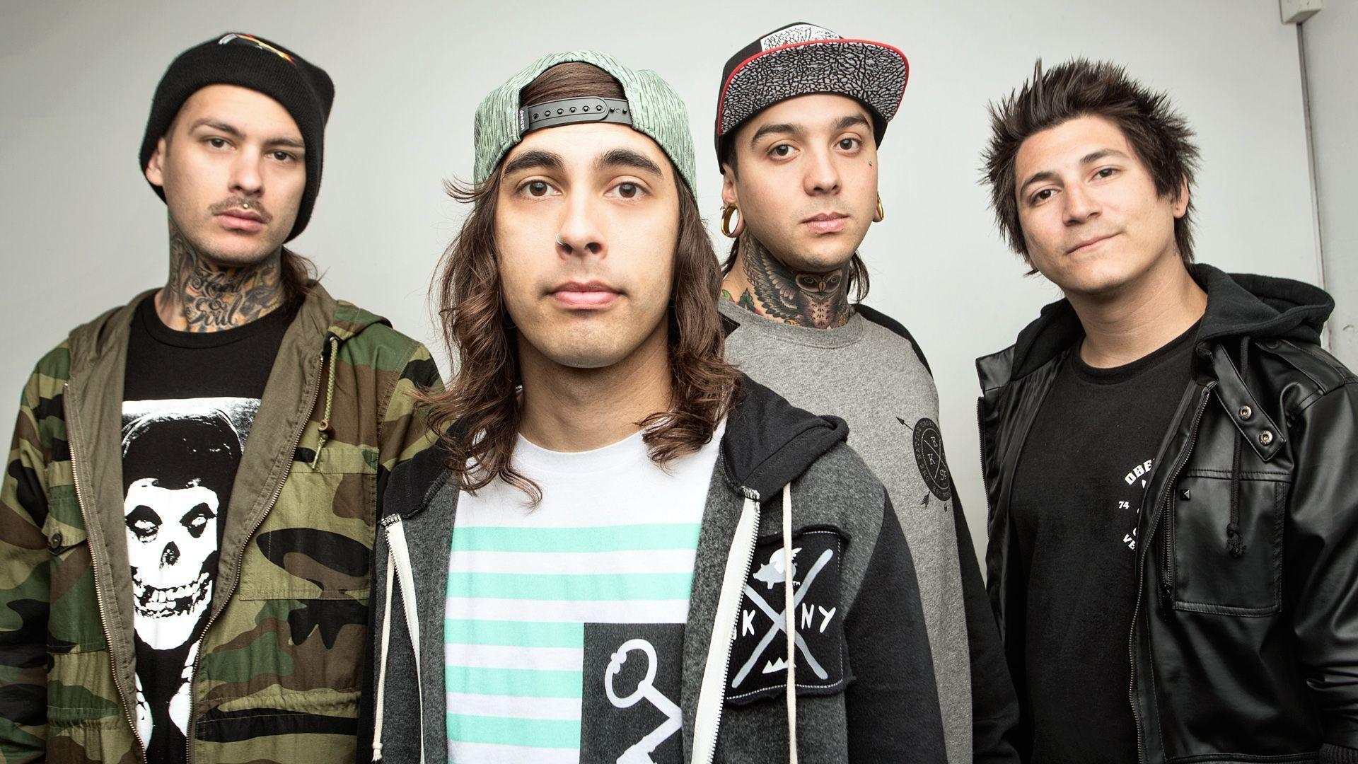 Pierce the Veil | Music fanart | fanart.tv