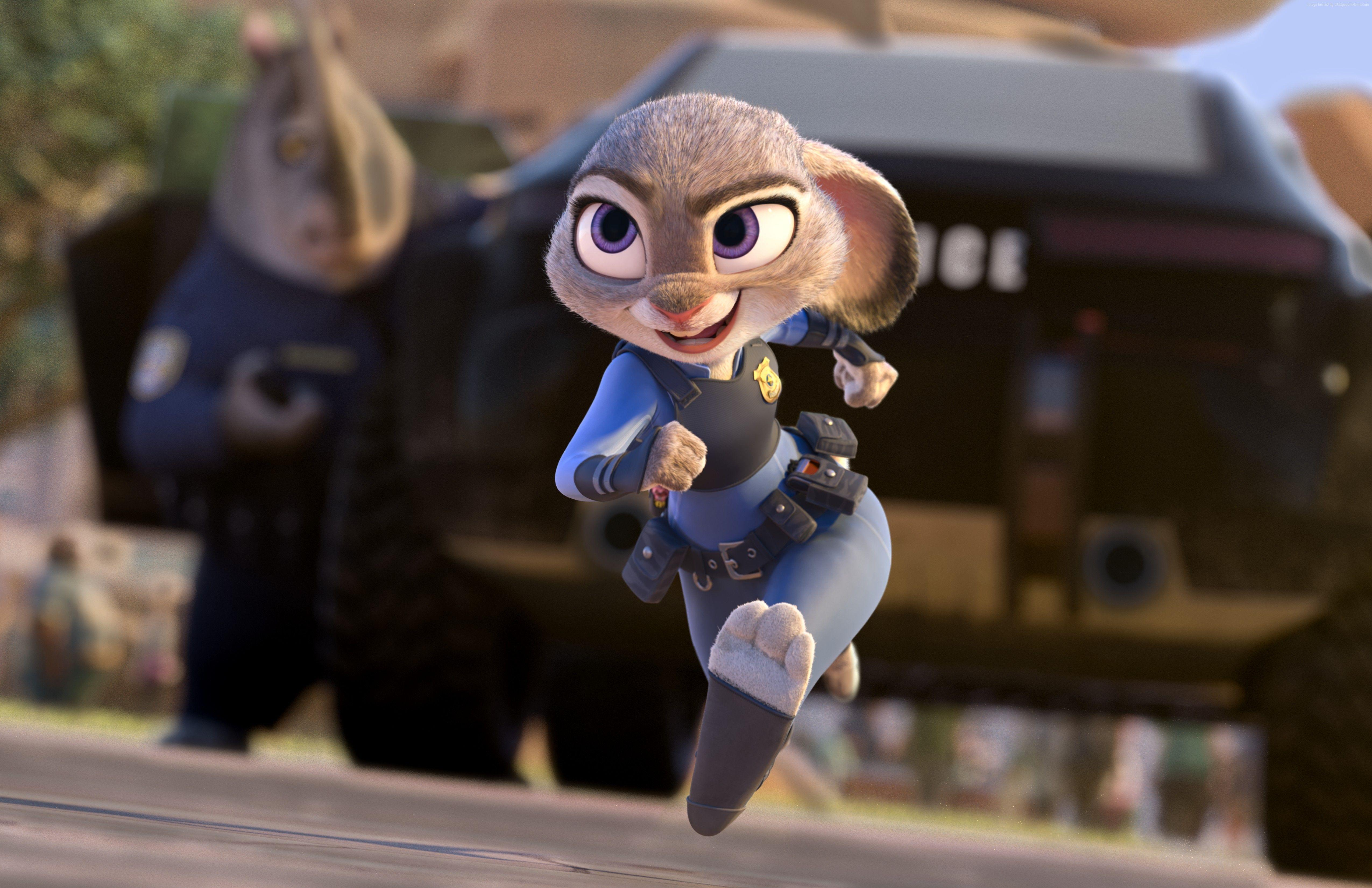 Zootopia Wallpaper, Movies: Zootopia, judy hopps, rabbit, Best ...