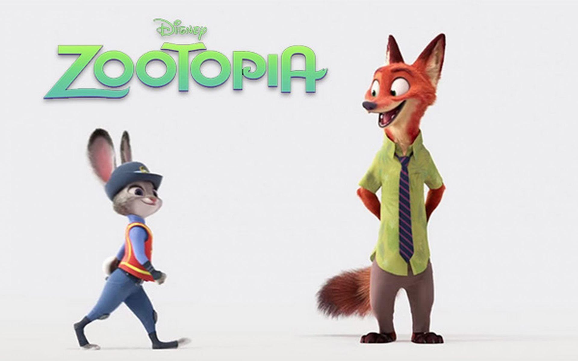 Zootopia wallpaper HD background download desktop • iPhones Wallpapers