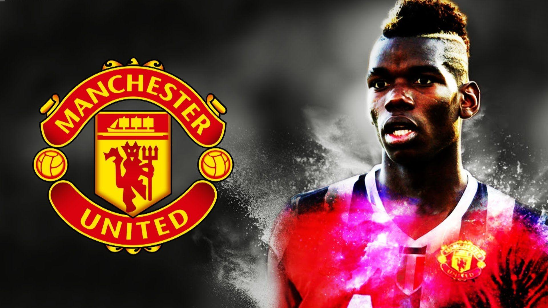 Paul Pogba - Welcome back to Manchester United -2015/16 - YouTube