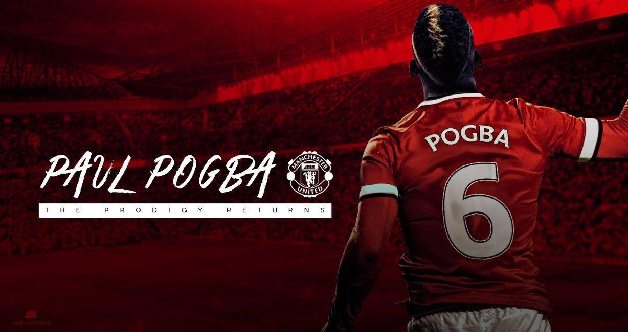 Paul Pogba - The Prodigy Returns by awesomekrill on DeviantArt