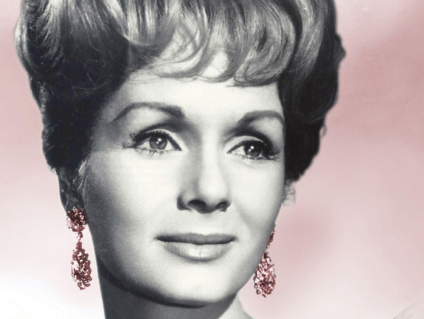 Debbie Reynolds HD Desktop Wallpapers