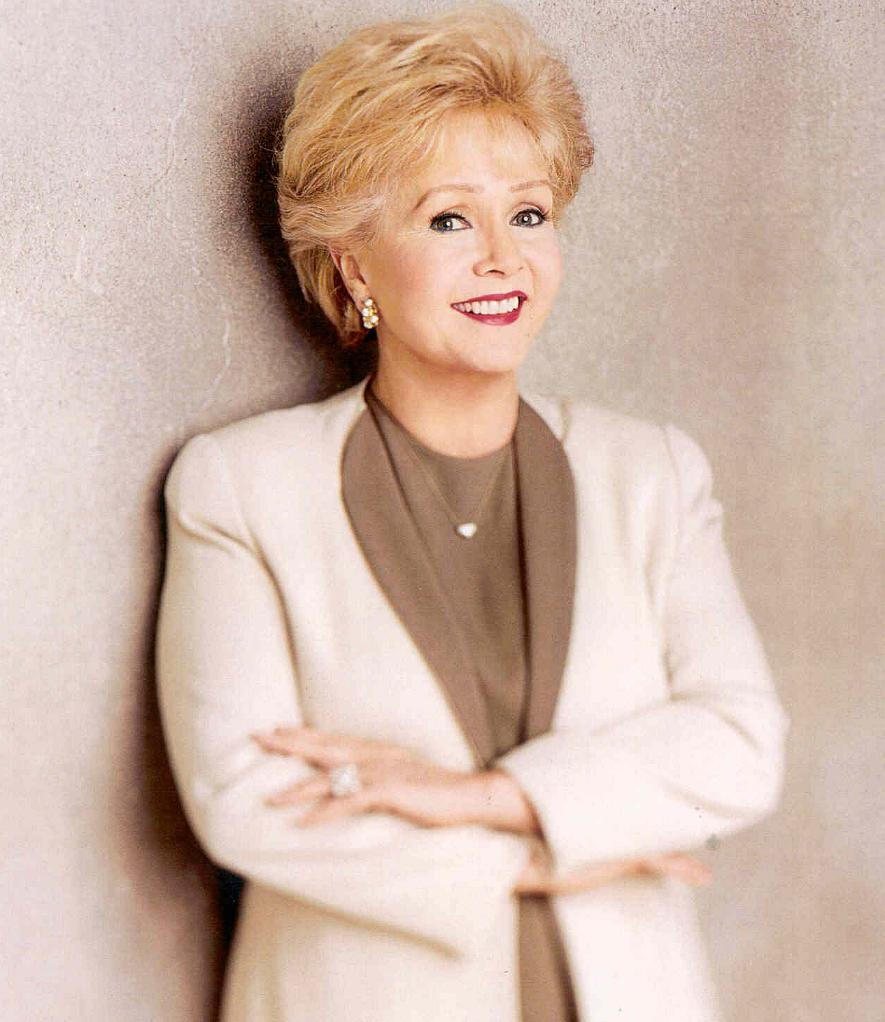 Debbie Reynolds - Photo Set | Wallpaper Blogs Best