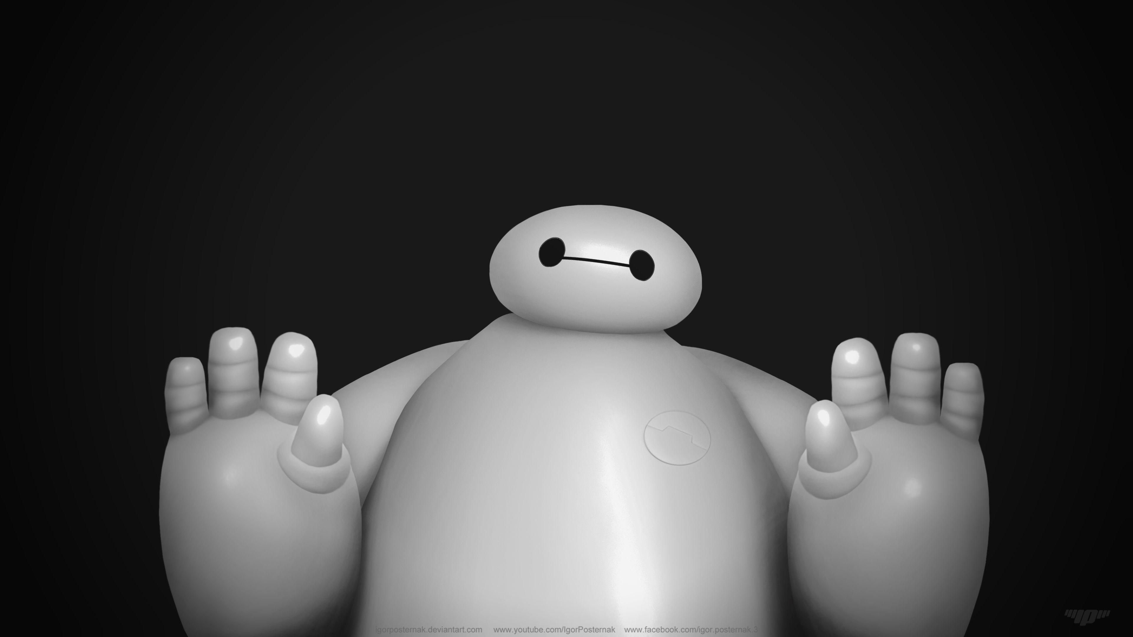 81 Big Hero 6 HD Wallpapers | Backgrounds - Wallpaper Abyss