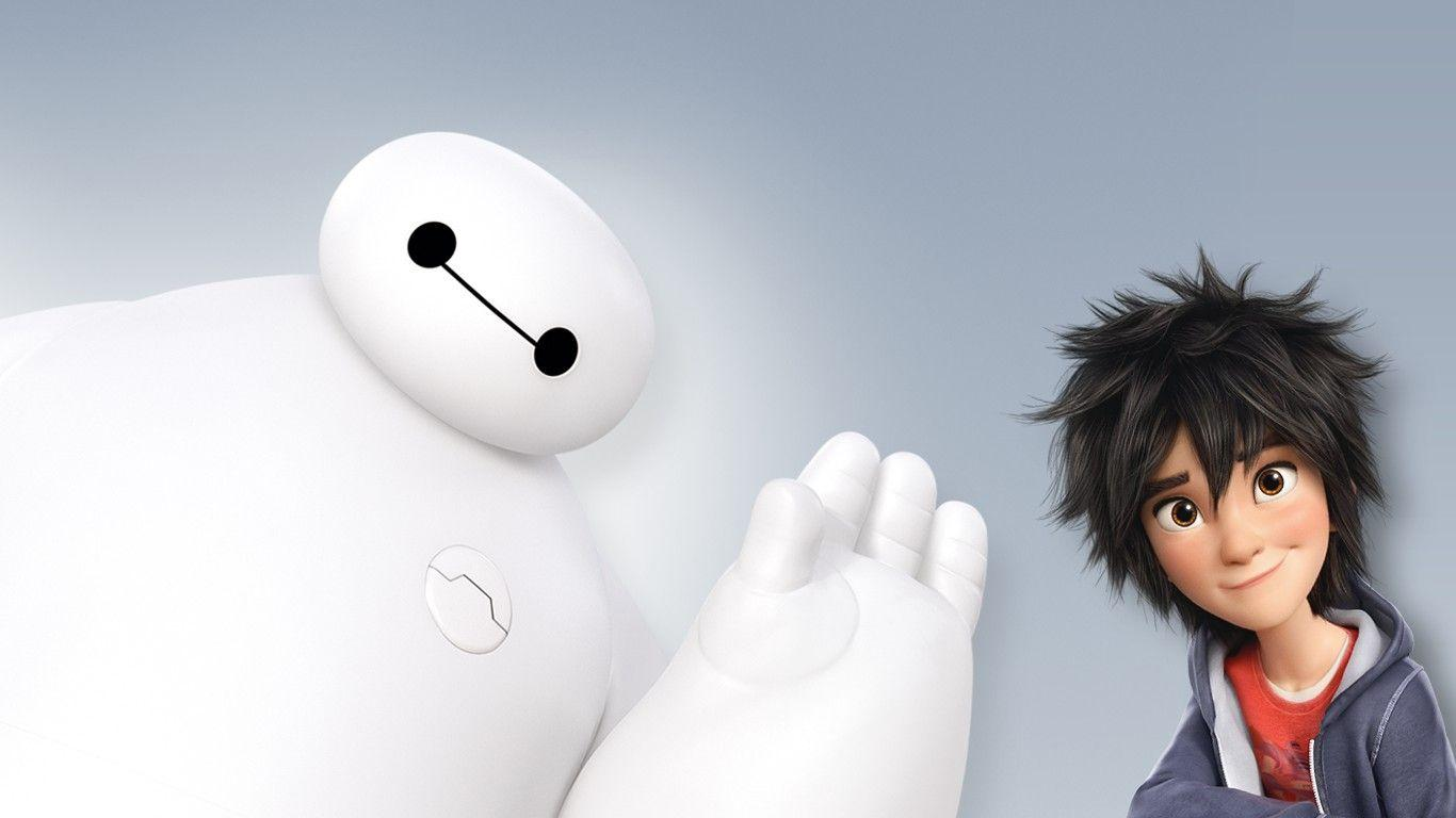 Big Hero 6 Disney Hiro and Baymax wallpaper – wallpaper free download